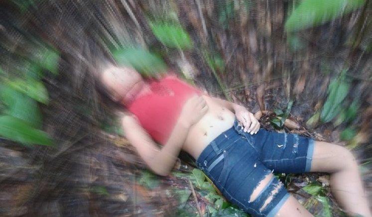 JORDÃO: Presidiário foragido corta garganta, mata namorada de 14 anos e depois tenta suicídio.