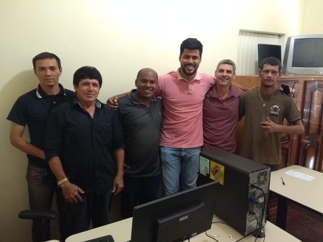 Presidente do PSDB de Rio Branco Francineudo Costa cumpre agenda no município