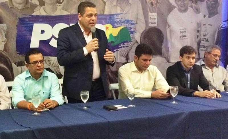 Rocha confirma que será indicado como vice na chapa do pré-candidato Gladson Cameli