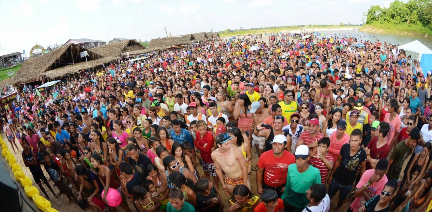 Festival de Praia de Tarauacá já tem data marcada nos dias 17 e 18 de agosto