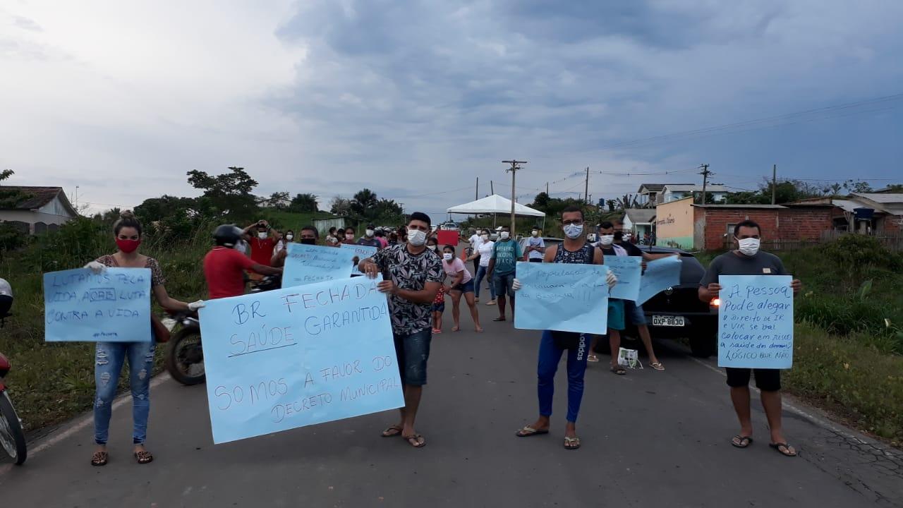 Protesto em Tarauacá contra juíza federal 22 (11)