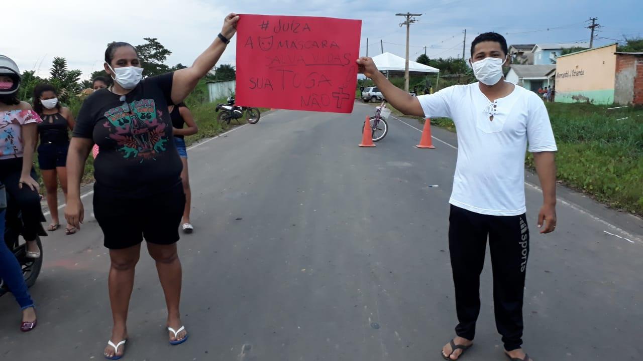 Protesto em Tarauacá contra juíza federal 22 (4)