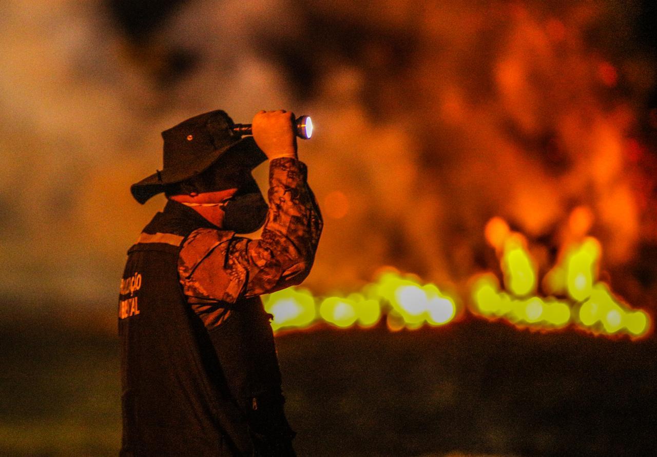 Tarauacá, Cruzeiro do Sul e Feijó lideram em focos de queimadas
