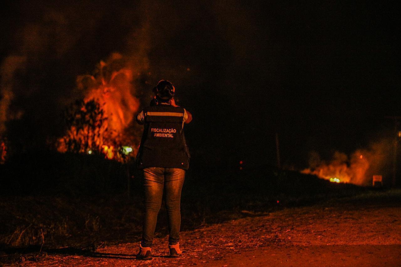Rio Branco já ultrapassa 2 mil ocorrências de incêndios em áreas urbanas em 2020