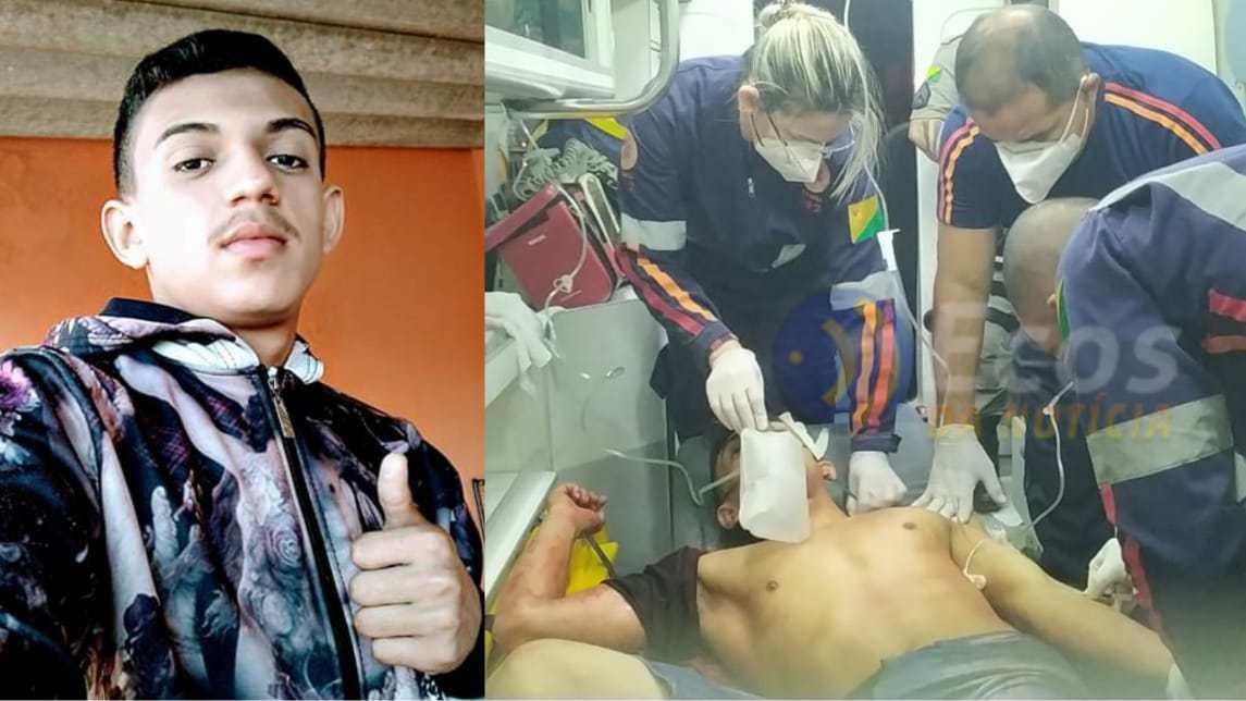 Criminosos executam jovem de 19 anos com tiro no peito, no Bairro Boa União