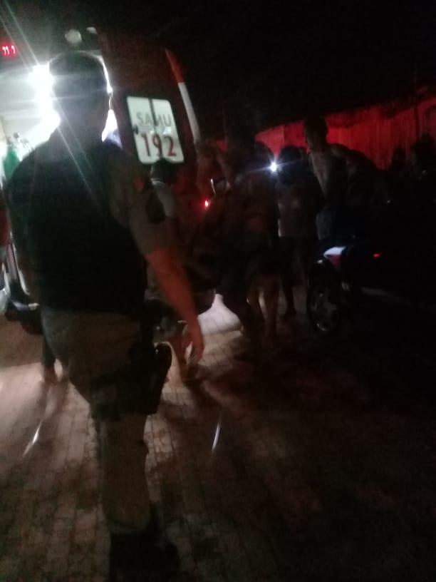 criminosos invadem residência e executam jovem a tiros no bairro Boa união