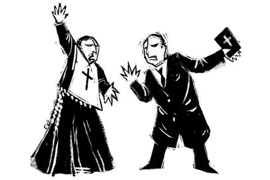 Reabertura de igrejas no Acre durante pandemia coloca padres e pastores em lados opostos