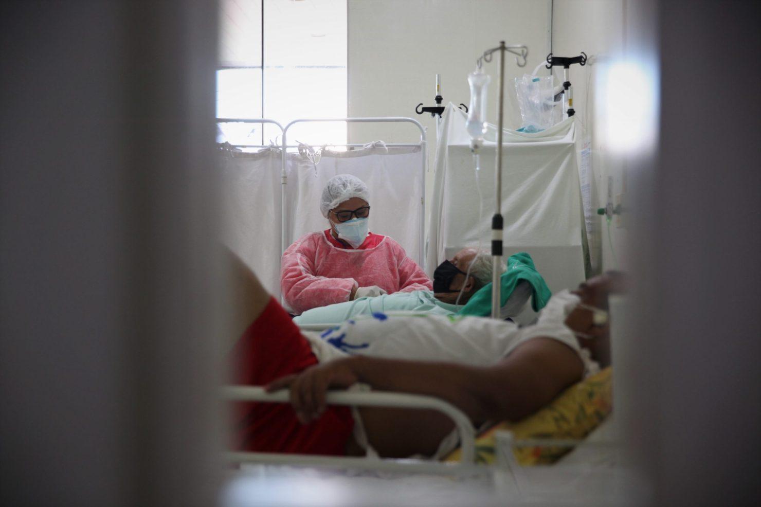 Em meio à pandemia, taxa de ocupação de leitos de UTI fica abaixo de 50% em todo Acre