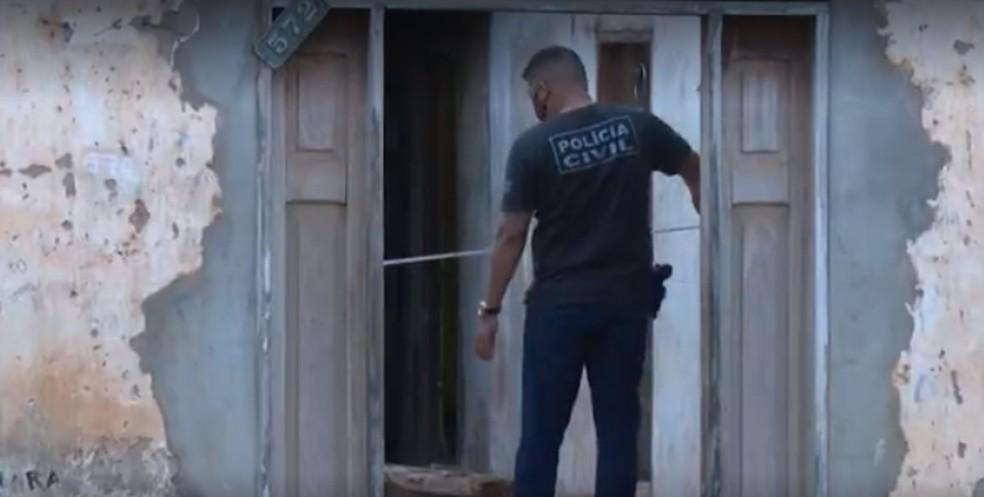 Homem morre esmagado por parede de concreto durante demolição de casa em Rio Branco