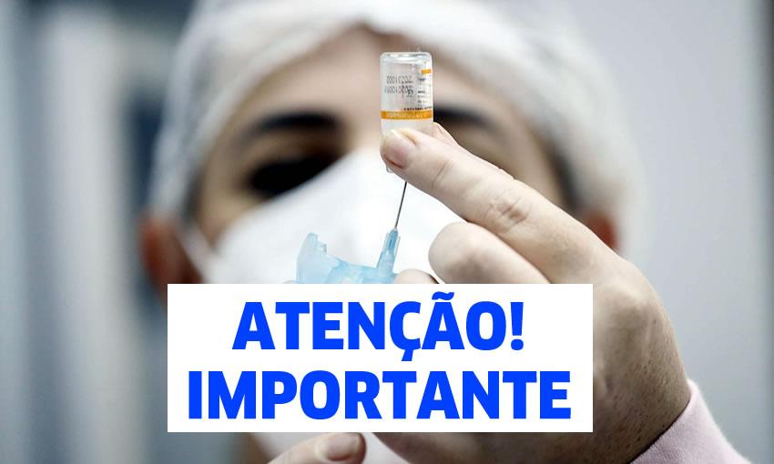 Rio Branco anuncia vacinação para público acima de 35 anos