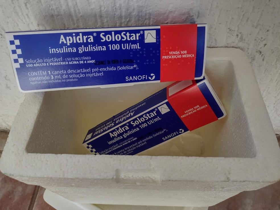 Após três meses em falta, Acre volta a distribuir insulina a pacientes com diabetes