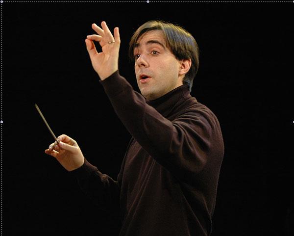 Carlos Domínguez-Nieto, director