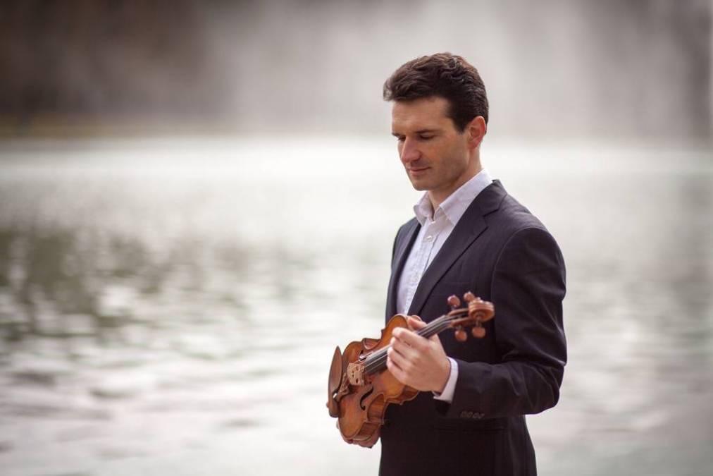 Svetlin Roussev, violin