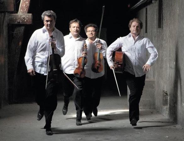 Cuarteto Debussy