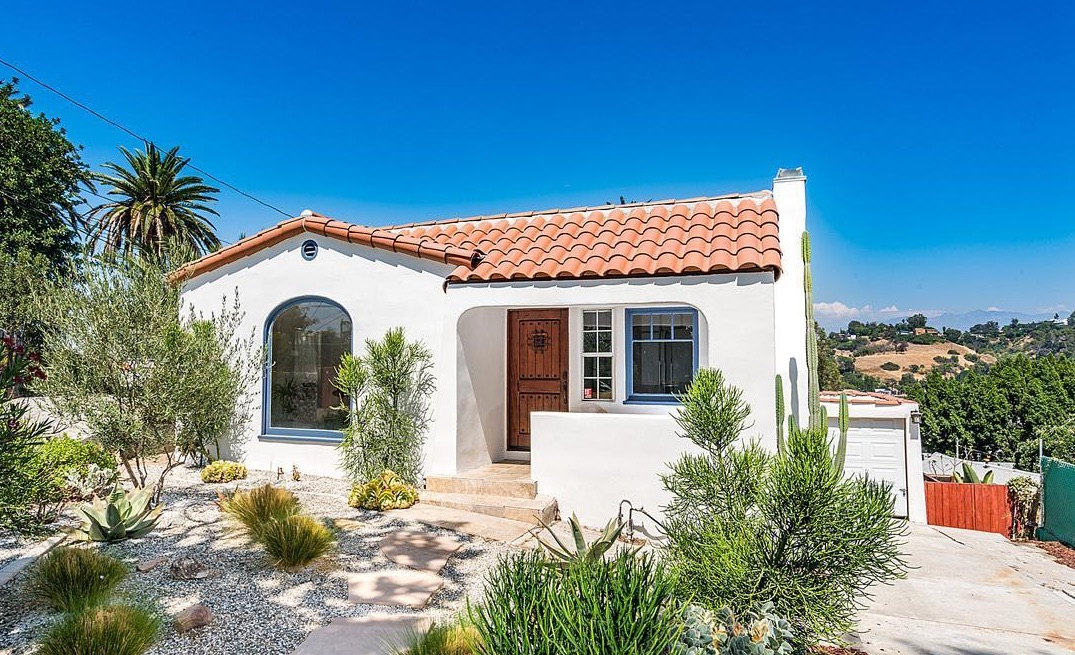 Picturesque Spanish Bungalow in Glassell Park with Large
