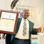 Journalist Solomon Serwanjja emerges overall ACME winner