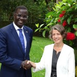 Civil rights lawyer Nicholas Opiyo receives German Africa Award 2017 for championing freedom of expression