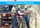 Police top list of perpetrators of attacks on journalists in Uganda for fourth year