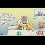 Catholic lawyers demand apology for Daily Monitor cartoon that 'demeans Jesus'