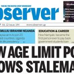 High cost of business pushes The Observer back to weekly status