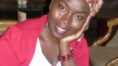 Sophie Alal the founder of Deyu African.