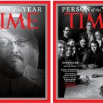 Four journalists, one newspaper: Time Magazine's Person of the Year recognises the global assault on journalism