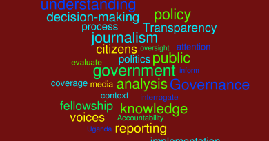 Applications open – Journalism fellowship on public policy reporting
