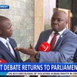 Age limit debate: Media on receiving end