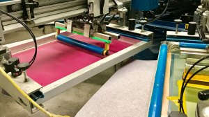 Acme Apparel Screen-press
