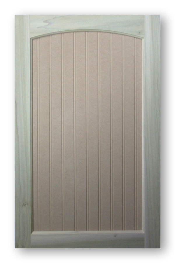 Indiana Door Poplar Frame MDF Panel  AcmeCabinetDoorscom
