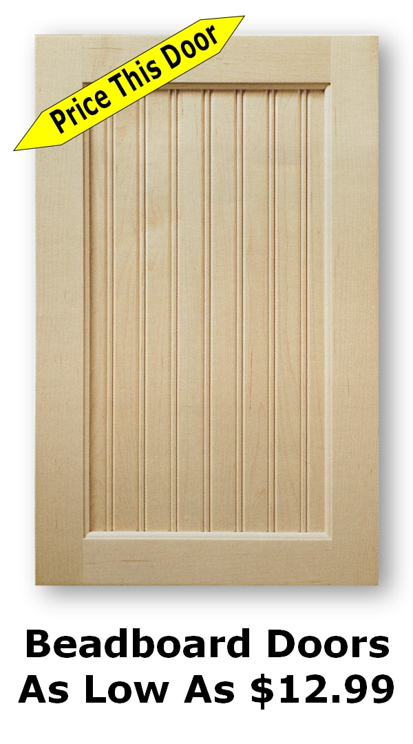 Unfinished Kitchen Cabinets Ny Unfinished Shaker Cabinet Doors As Low As $8.99