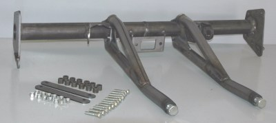 C058-BB500 (Shown with Tubular Frame Horns Installed)