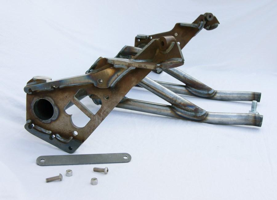C058-BB674 (Shown with Tubular Frame Horns Installed)