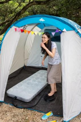 Inflatable Sleeping Mattress
