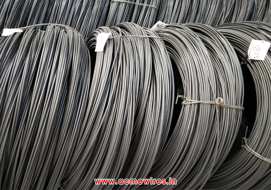 mild steel shapped wires