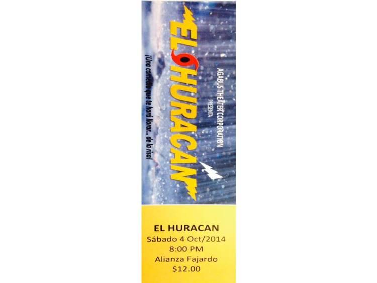 Obra Huracan