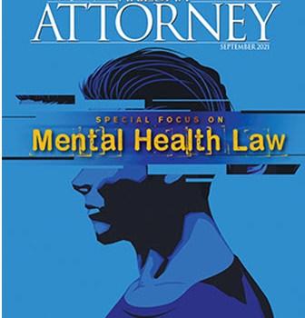 Arizona Attorney- Sept 2021- Special Focus on Mental Health