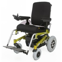 Traxx 3 Power Wheelchair | Rear-Wheel Drive - AC Mobility
