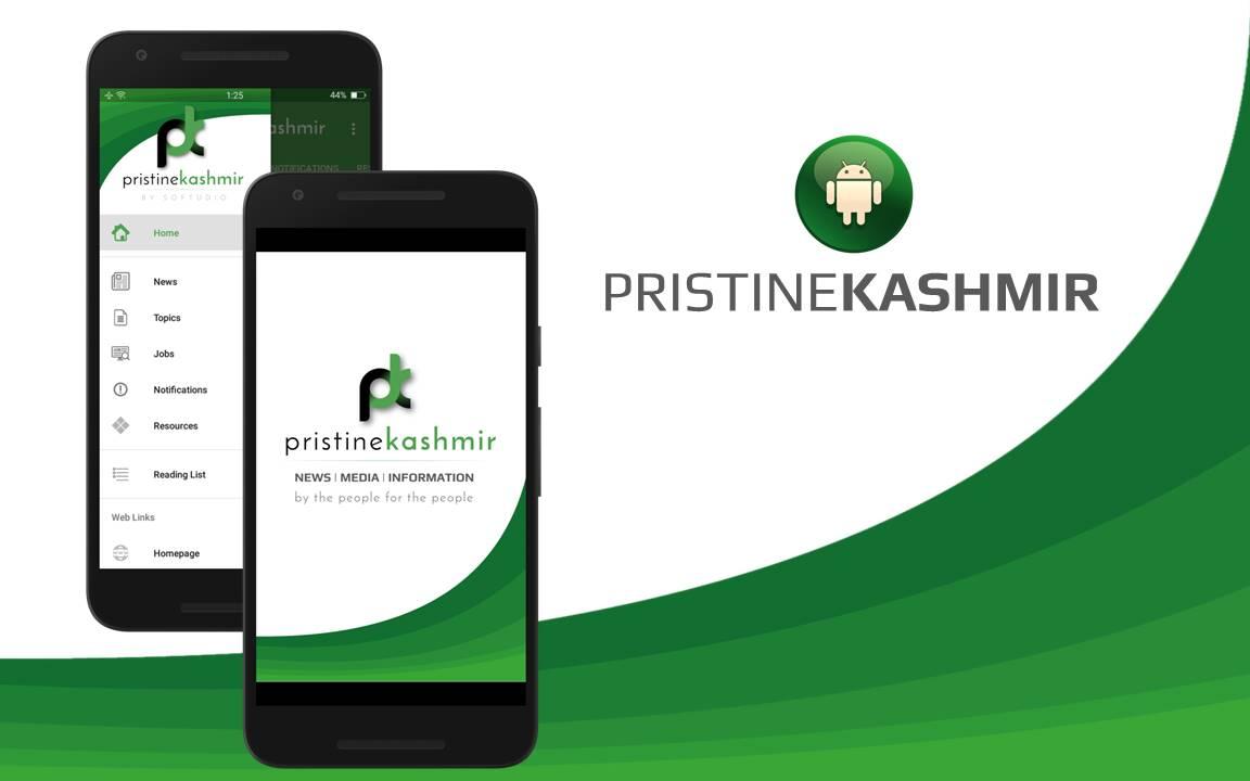 Pristine Kashmir Android App