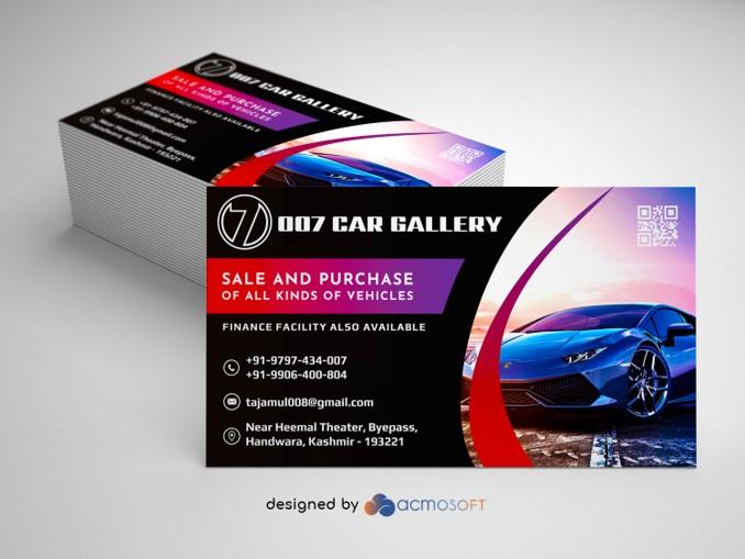 007 Car Gallery