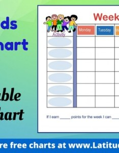 Free weekly behavior chart happy kids also printable charts for home and school acn latitudes rh