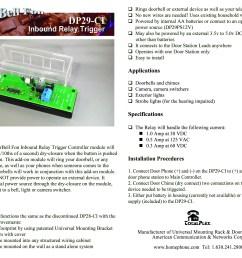 dp29ci instruction sheet page 2 [ 3300 x 2550 Pixel ]
