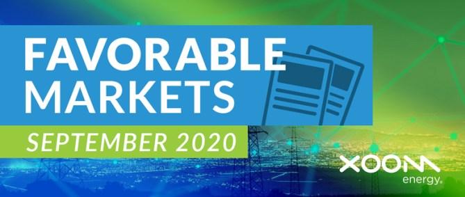 Favorable Markets - 2020
