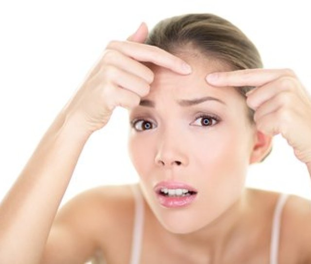 How To Get Rid Of Forehead Acne Bumps And Pimples
