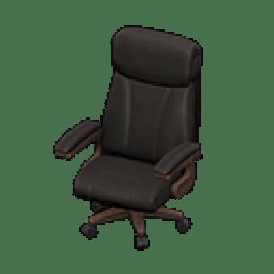 あつまれどうぶつの森 案内所 椅子
