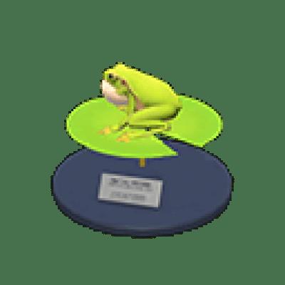 あつ森カエル値段