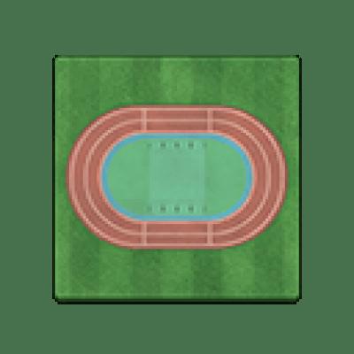 マイ サッカー デザイン あつ 森 場