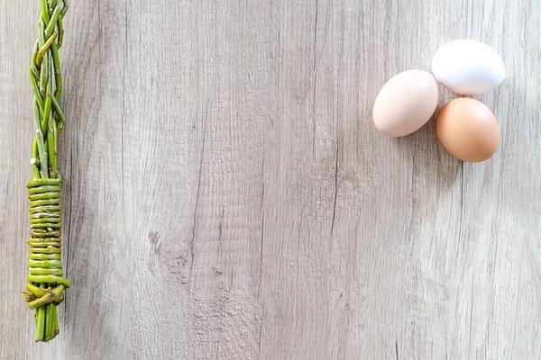 egg white for removing pustules