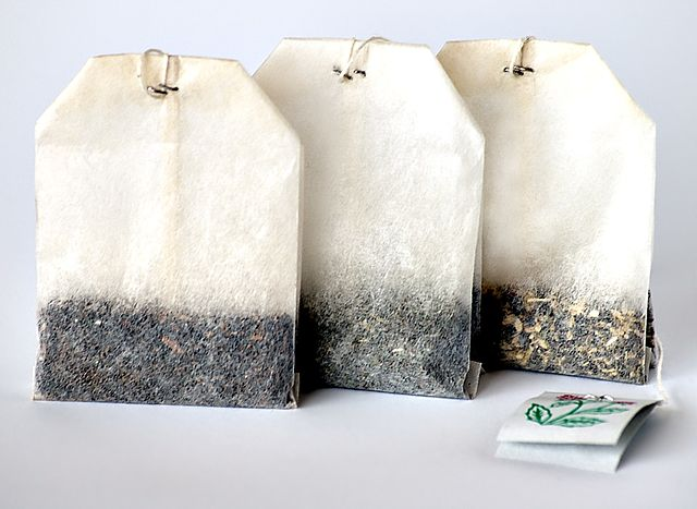 tea bags for forehead acne