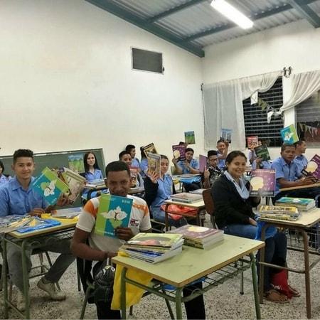 aula escuela nocturna honduras